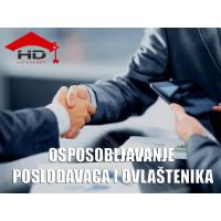 Priručnik: osposobljavanje poslodavaca i ovlaštenika
