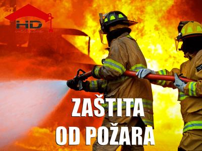 Priručnik: zaštita od požara